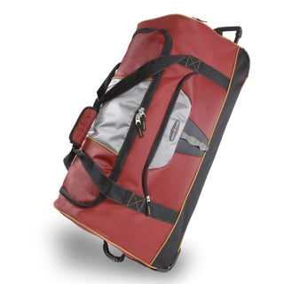 Pacific Coast 35-inch Extra Large Rolling Duffel Bag