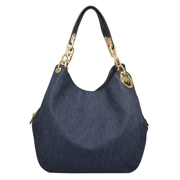 77f27a00b3a3c1 Shop Michael Kors Large Fulton Shoulder Tote Bag - Free Shipping Today -  Overstock - 16739393