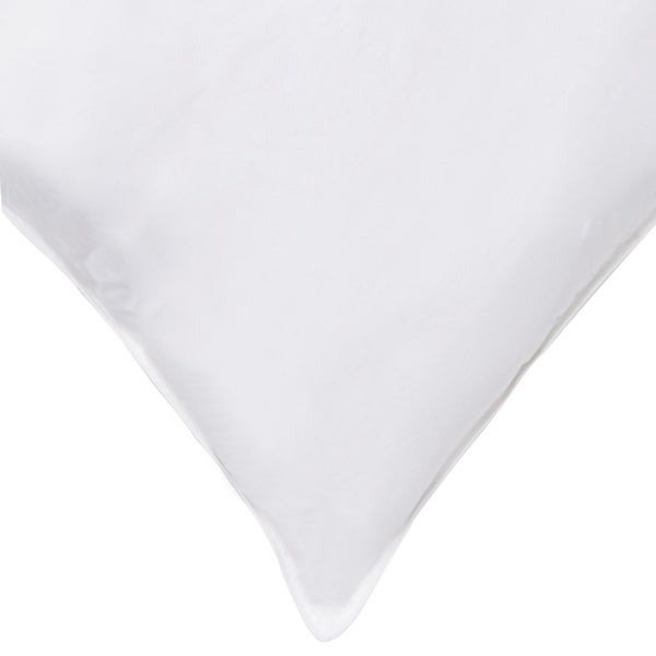Ella Jayne Penthouse Collection Overstuffed 100% Certified RDS White Down Side/Back Sleeper Pillow