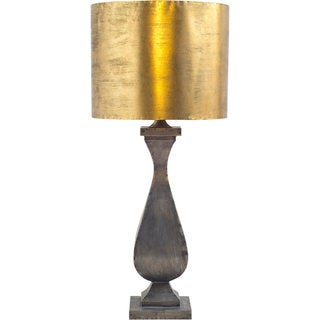 Mercana Trempo II Gold Metal Table Lamp