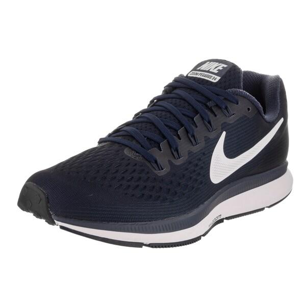 promo code 634c0 d7df8 Shop Nike Men's Air Zoom Pegasus 34 Running Shoe - Ships To ...
