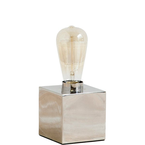 Mercana Visio I Chrome Metal Table Lamp