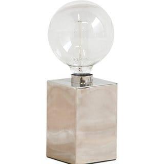 Mercana Notio I Chrome Metal Table Lamp