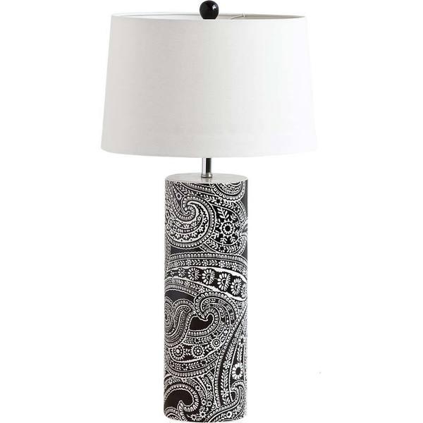 Mercana Mucura I Black Ceramic Table Lamp