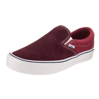 Vans Unisex Slip-On Lite (Throwback) Skate Shoe