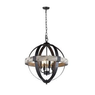 Y-Decor 4 Light Candle Style Chandelier