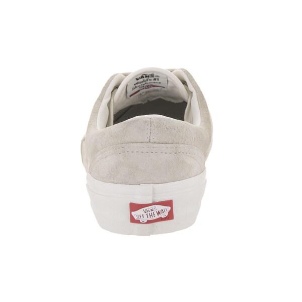 Shop Vans Men's Era Pro Blanc Skate Shoe - Overstock - 16739706