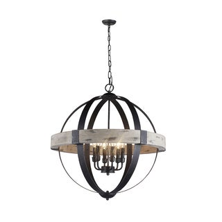 Y-Decor 6 Light Candle Style Chandelier