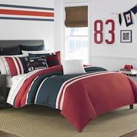 Nautica Heritage Colorblock Navy Comforter Set