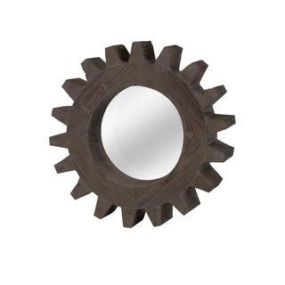 Mercana Cog III Brown Mirror - Dark Brown - A/N