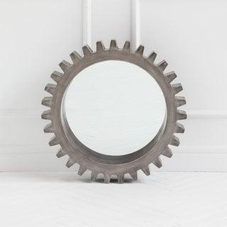 Mercana Sundance II Grey Wood Mirror - A/N