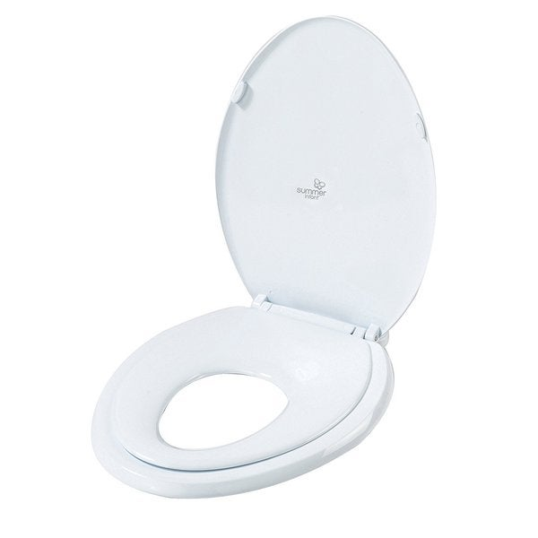 Summer Infant 2-in-1 Toilet Trainer Oval