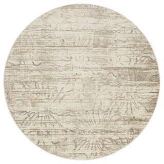 Augustus Neutral Rug (7'10 x 7'10 Round)