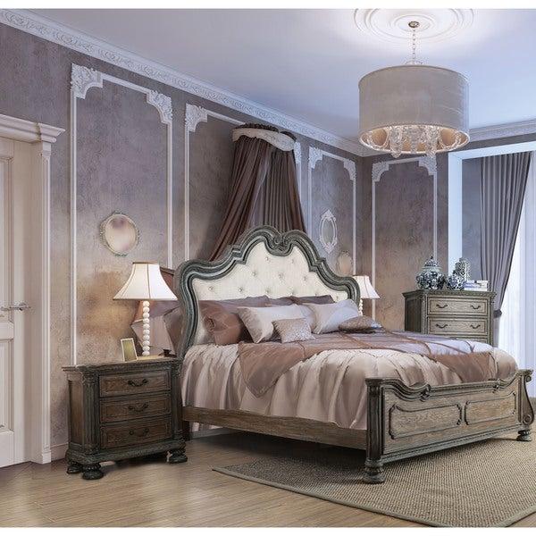 Bedroom Furniture Sets Sale Online: Shop Furniture Of America Brigette Traditional 4-piece