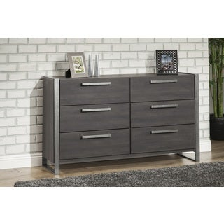 Sandberg Furniture Arts District Loft 6-Drawer Dresser