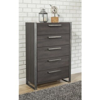 Sandberg Furniture Arts District Loft 5-Drawer Chest