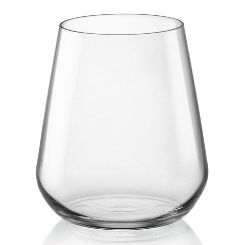 Bormioli Rocco Stemless Wine Glass (set of 6)