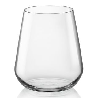 Bormioli Rocco Stemless Wine Glass (set of 6)