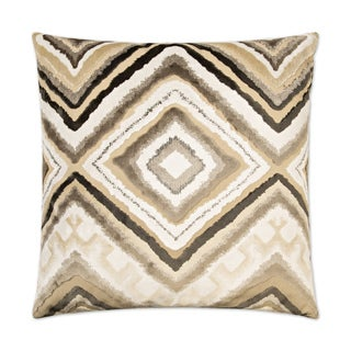 Van Ness Studio 2423 Lennon Down and Feathered filled 24 inch Decorative Throw Pillow