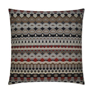 Van Ness Studio Da Bomb- Matador Down and Feathered filled 24 inch Decorative Throw Pillow