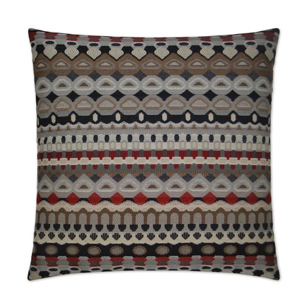 Van Ness Studio Da Bomb- Matador Down and Feathered filled 24 inch Decorative Throw Pillow