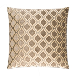 Van Ness Studio 2470-T Zulu- Taupe Decorative Throw Pillow