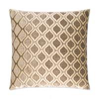 Van Ness Studio 2470-T Zulu- Taupe Decorative Throw Pillow