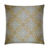 Van Ness Studio  Alana Down and Feathered filled 24 inch Decorative Throw Pillow