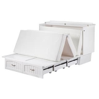 Nantucket Queen Murphy Bed Chest in White|https://ak1.ostkcdn.com/images/products/16740646/P23052542.jpg?impolicy=medium