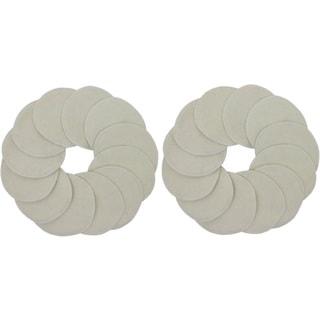 TL Care 100 Percent Organic Cotton Nursing Pads - 24 Pack