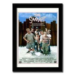Framed The Sandlot movie poster