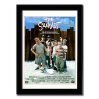 Framed The Sandlot movie poster
