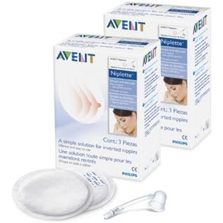 Philips Avent Niplette For Breastfeeding (Pack of 2) https://ak1.ostkcdn.com/images/products/16740812/P23052626.jpg?impolicy=medium