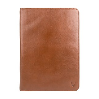 IMG iPad Leather Portfolio with Handmade Paper Notebook