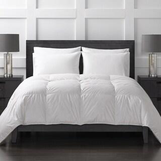 Sharper Image Down Alternative Lightweight Comforter (3 options available)