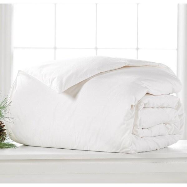 Lightweight White Down Comforter