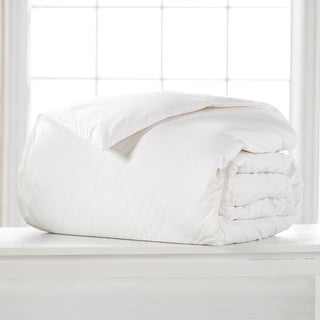 Lightweight White Down Comforter