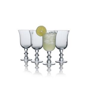 Mikasa Bordeaux 18.75 Oz Iced Beverage Glass Clear (Set Of 4)