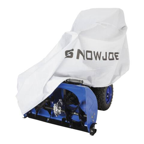 Snow Joe 24-IN Universal Dual Stage Snow Blower Protective Cover - 24-Inch