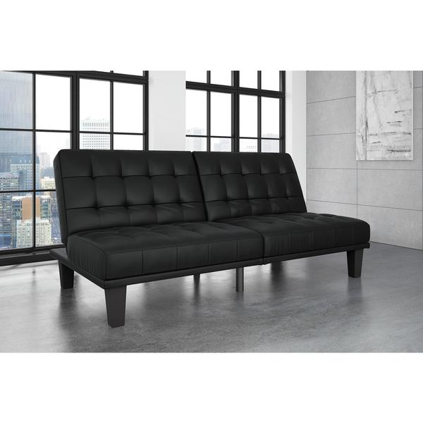 Dhp Dexter Futon Amp Lounge Free Shipping Today