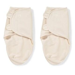 Summer Infant SwaddleMe Original Ivory Preemie (Set of 2)