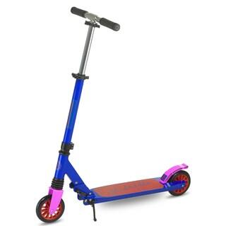 Scooride Skedaddle S-30 Premium Folding Blue Kids Kick Scooter