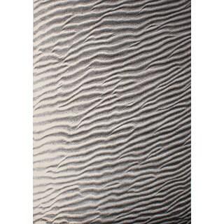 Ecarpetgallery Handmade Chroma Grey Polypropylene Rug (5u00274 X ...