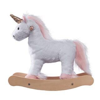 """Olivia's Little World 16"""" Doll Unicorn Rocking Horse"""