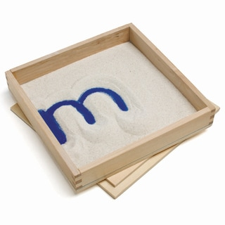 Primary Concepts Letter Formation Sand Tray