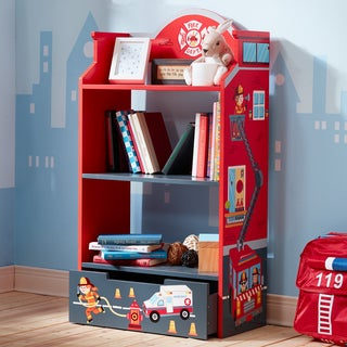 Fantasy Fields - Little Fire Fighters Bookshelf