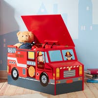 Fantasy Fields - Little Fire Fighters Toy Chest