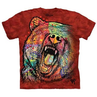 THE MOUNTAIN RUSSO GRIZZLY T-SHIRT