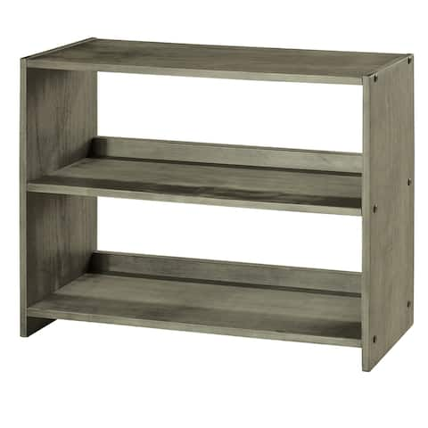 Taylor & Olive Dardanelle Antique Grey Small Kids Bookcase
