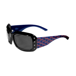 Ole Miss Rebels NCAA Women's Designer Bling Sunglasses